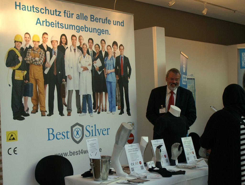"""BGW forum 2015"" in Hamburg."