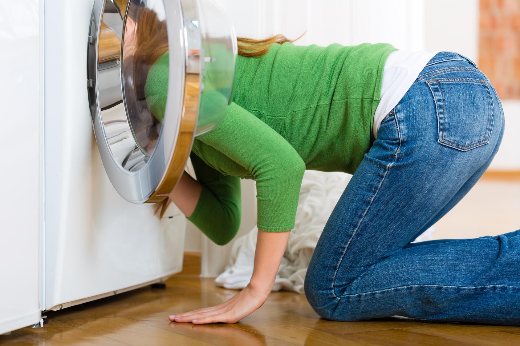 Hilfe, meine Waschmaschine frisst Socken