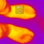 Nie mehr kalte Füße