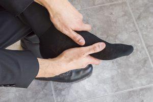 angenehm: Socken ohne Bund