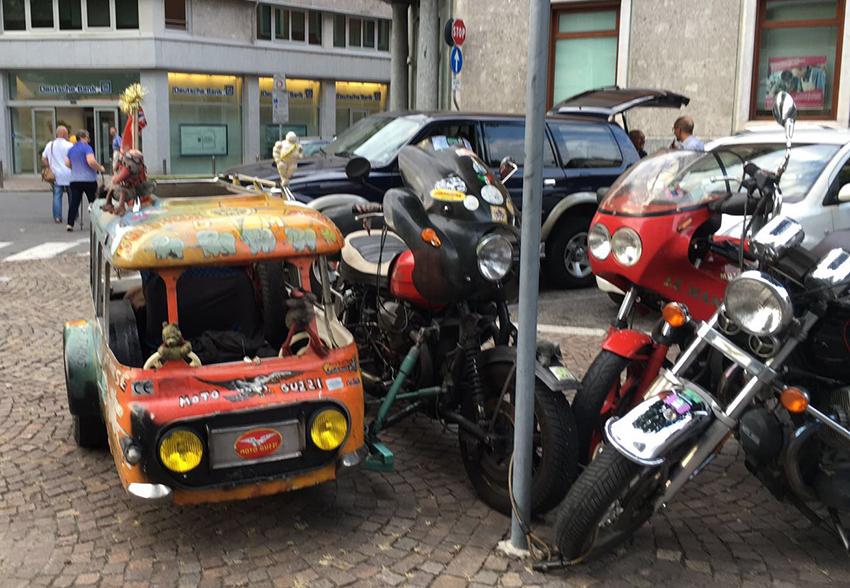 Moto Guzzi Treffen 2016