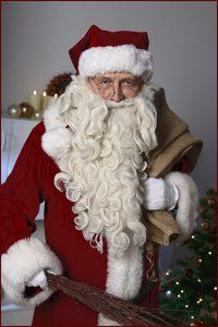 Bringt der Weihnachtsmann Socken zu Weihnachten