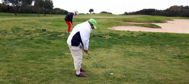 Monika Martin aus Buxtehude ist der beste Beweis dafür, dass Golf jung hält