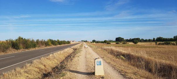 Monotonie auf dem Jakobsweg