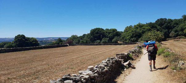 Auf dem Jakobsweg in Galizien