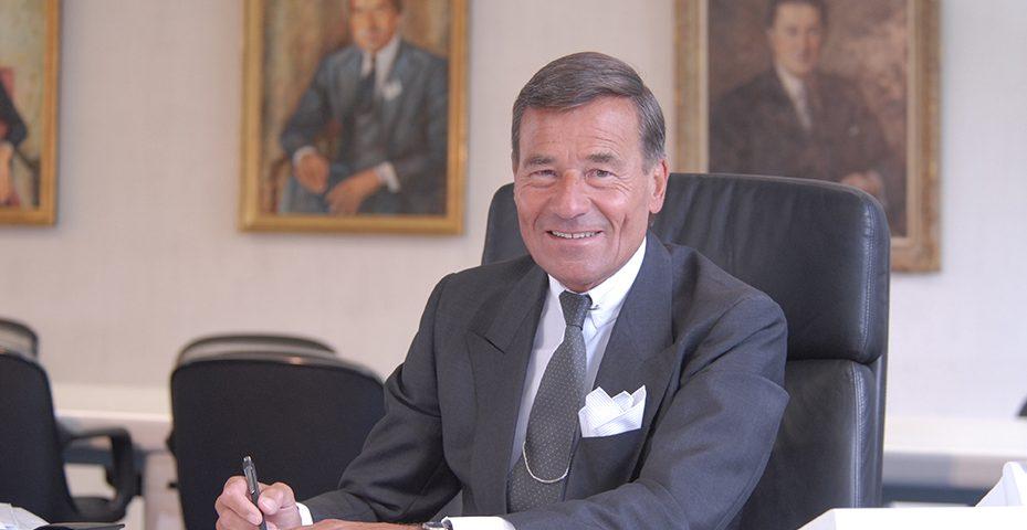 Trigema Chef Wolfgang Grupp