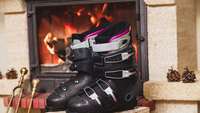 Stinkende Skischuhe sind ein Graus.